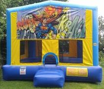 Superman Bounce House Large