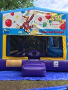 Curious George 4 in 1 Wet Combo