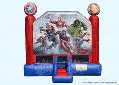 Marvel Avengers Bounce House Large