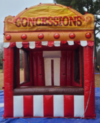 Ticket or Concession Booth