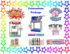 Concessions Package