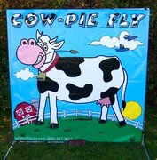 Cow Pie Fly Frame Game