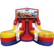 Disney Cars Double Dry Slide