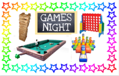 Games Night Package 1