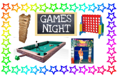 Games Night Package