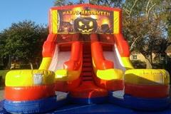 Halloween 1 Double Wet Slide