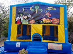 Halloween 3 Bounce House Large