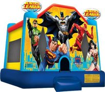 Justice League Bounce House Large