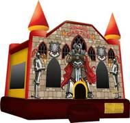 Medieval Bounce House Large
