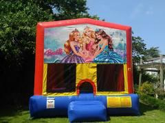 Barbie Princess Bounce House