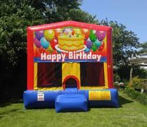 Happy Birthday 1 Medium Bounce House