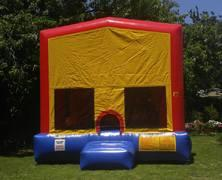 Happy Holidays Christmas Medium Bounce House