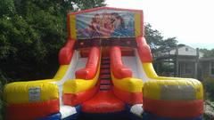 Barbie Princess Double Wet Slide