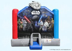 Star Wars Bounce House Large