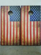 Cornhole USA Theme
