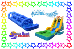Water Slides Package 1