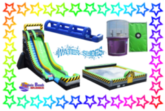 Water Slides Package 4