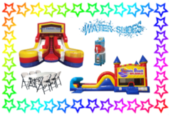 Water Slides Package 2
