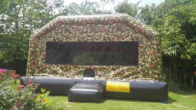 Military Bounce House XL