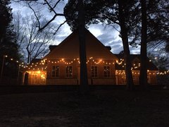 Cub Lake Outdoor Cafe Lighting