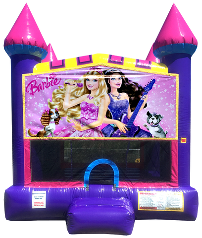 Barbie Dream Jump House