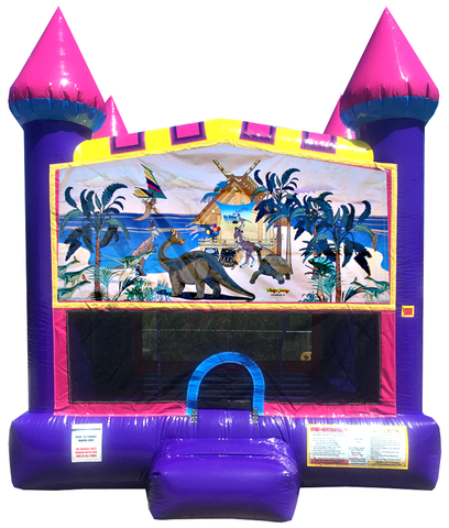 Dino Party Dream Jump House