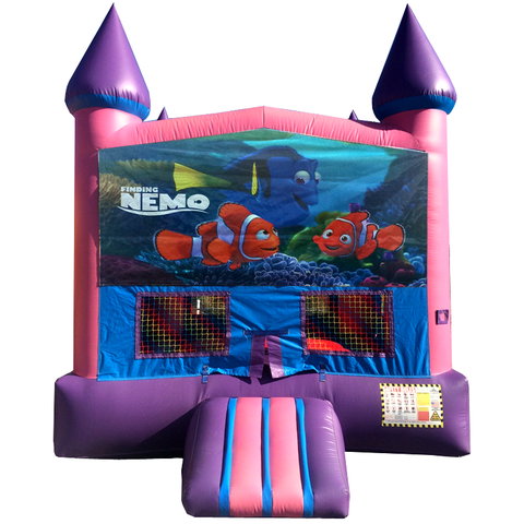 Finding Nemo Jump Pink