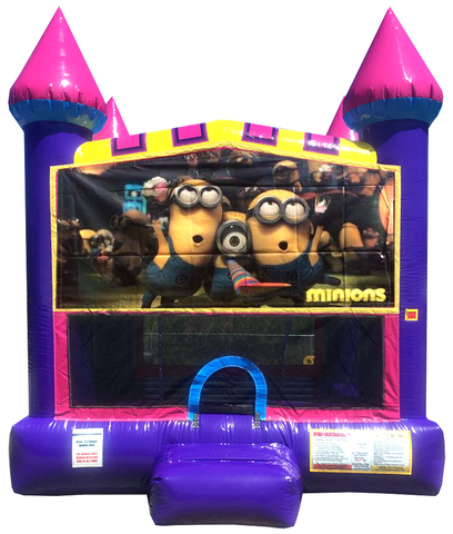 Minions Dream Jump House