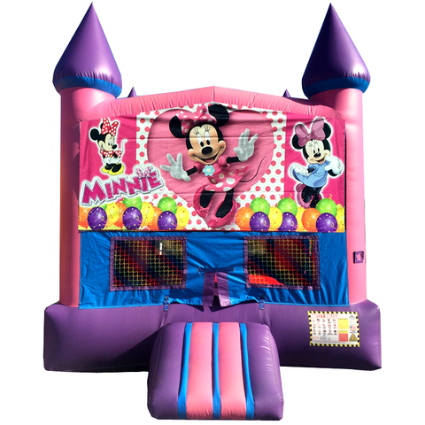 Mini Mouse Gils Jump Pink