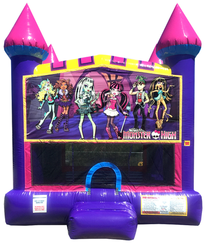 Monster High Dream Jump House
