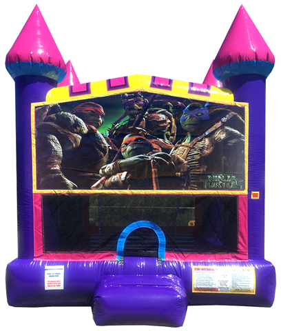 Ninja Turtle Dream Jump House
