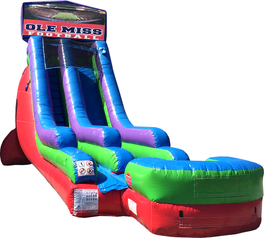 18 Ft Water Slide Ole Miss