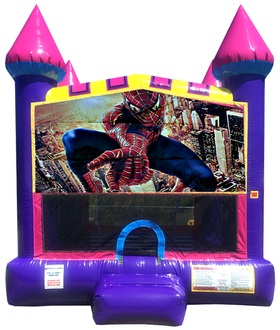 Spiderman Dream Castle Jump House