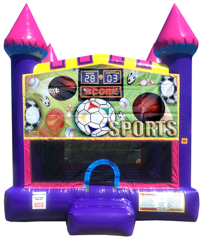 Sports Dream Jump House