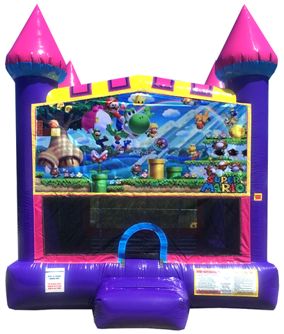 Super Mario Dream Jump House