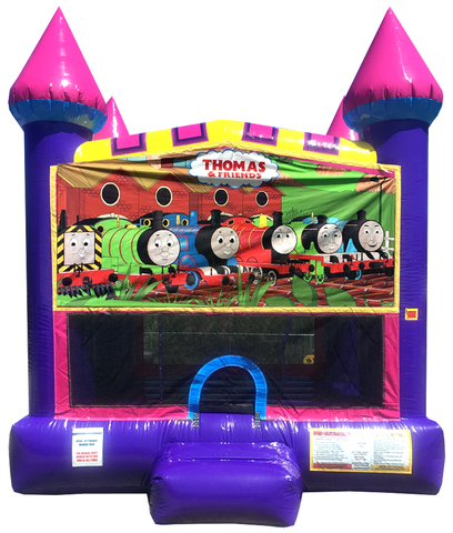 Thomas The Train dream Jump House