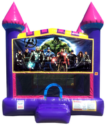 Avengers Dream Jump House