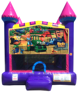 Bob The Builder Dream Jump House