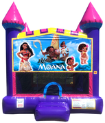 Moana Dream Jump House