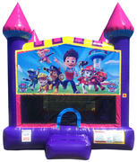 Paw Patrol Dream Jump House