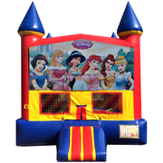 Disney Princess Jump Red