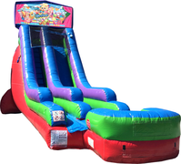 18 Ft Water Slide Shopkins