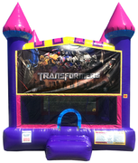 Transformers Dream Jump House