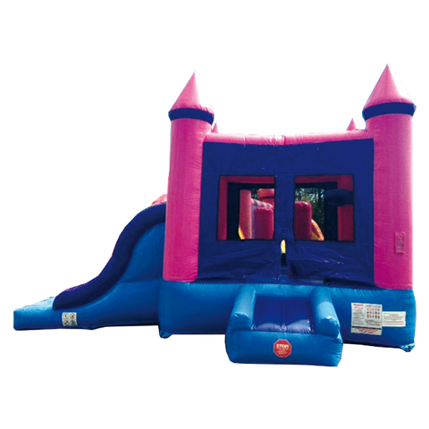 waterslides of the coast bounce house rentals and slides