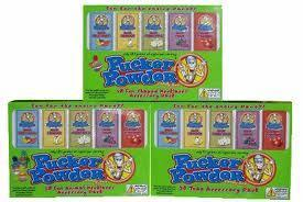 Powder Pucker Supplies 30 Servings