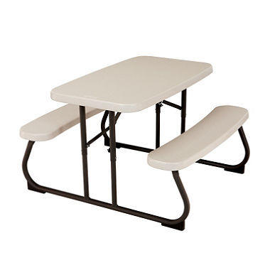 Childrens Folding Picnic Table