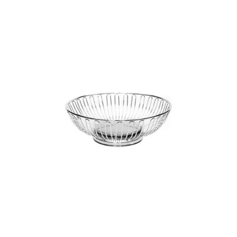 Bread Basket - Silver