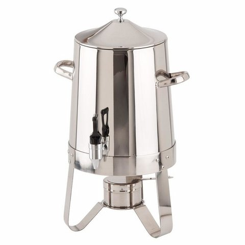 Steel Coffee Urn - 4 Gallon