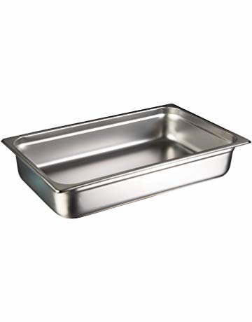 Extra Food Pans 8 qt rectangle