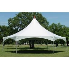 40' High Peak Hexagon Tent